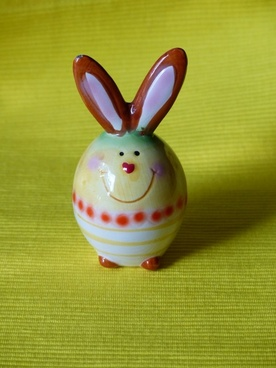 hare easter bunny fig
