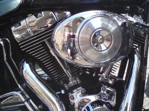 harley davidson motorcycle v engine