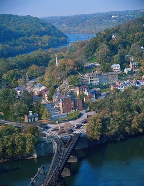 harpers ferry west virginia town