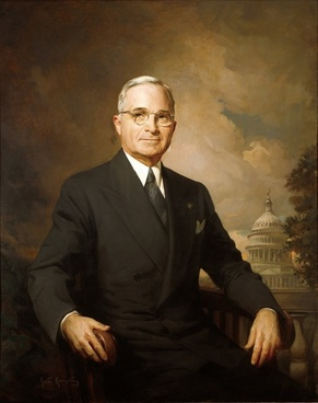 harry s truman president usa