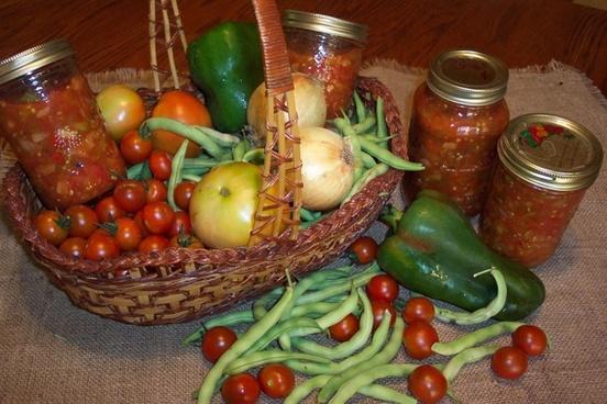 harvest and preserves