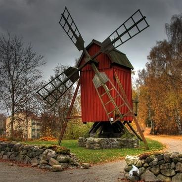 hassleholm sweden windmill