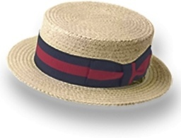 Hat straw derby