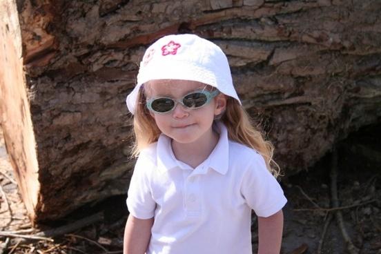 hat sunglasses sun