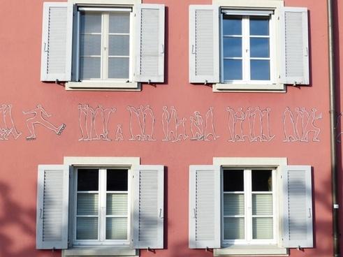 hauswand home facade