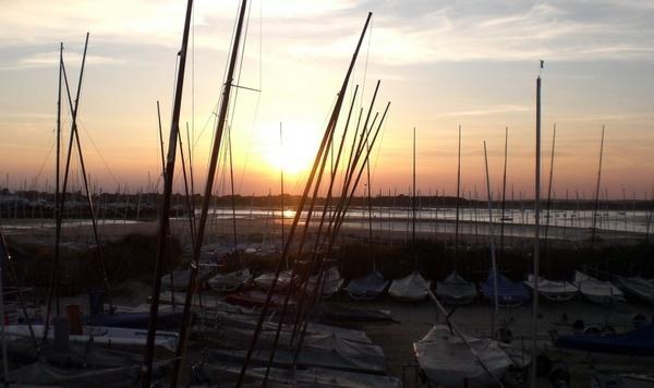 hayling island sailing club boats