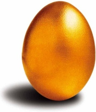 hd golden eggs psd