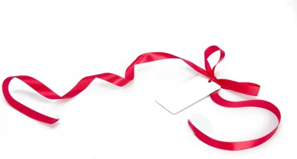 hd pictures of beautiful red ribbon 05