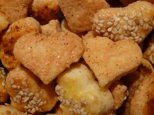 heart bake recipe