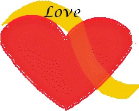 Heart Herz clip art