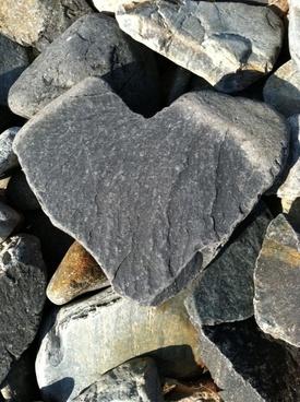 heart rock love