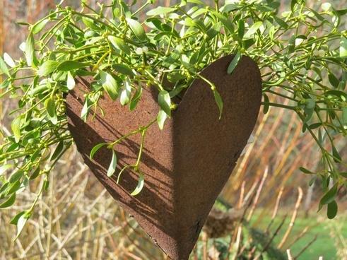 heart sheet flowerpot