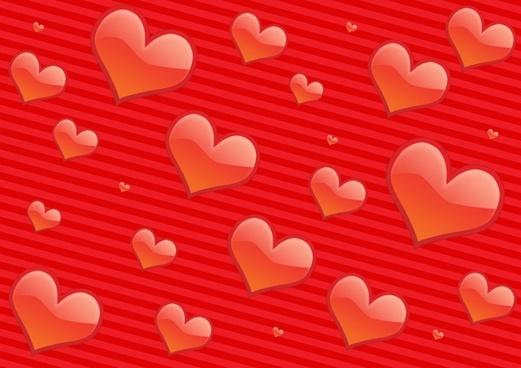 hearts heart valentine