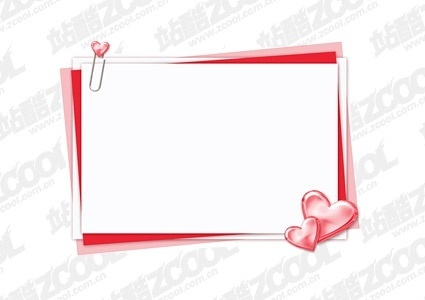 heartshaped paper clips picture quality