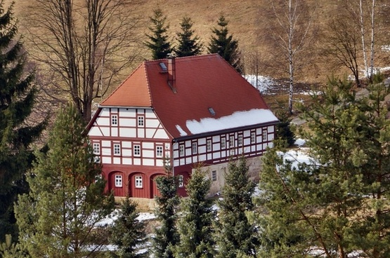 heimatstube hut of the sbb home