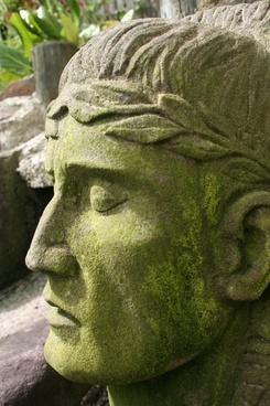 held stone art