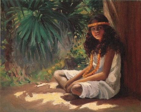 helen dranga painting oil on canvas