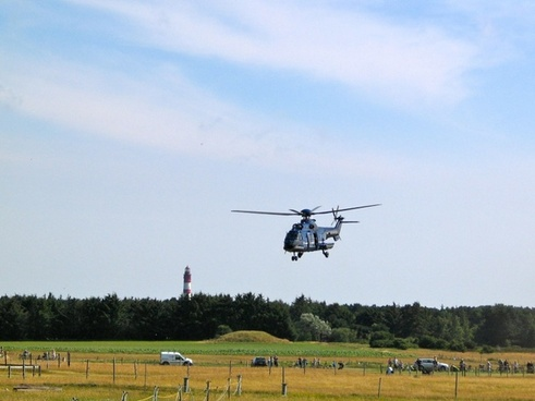 helicopter fly air transports