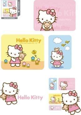 hello kitty official vector 17