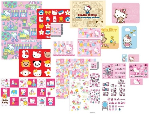 Hello Kitty Vector Free Download Free Vector Download 229 Free