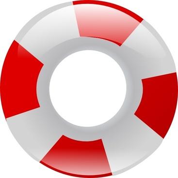 Help White clip art
