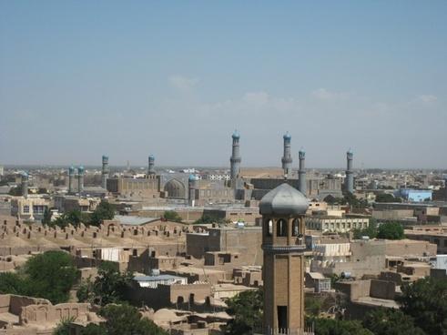 herat afghanistan city