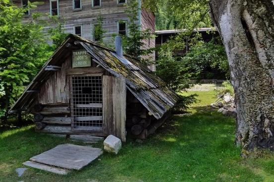 heritage hut old
