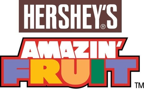 Hersheys Amazing fruit