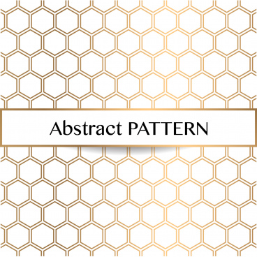 hexagon abstract pattern