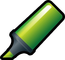 Highlighter Green