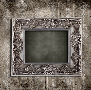 highquality pictures of beautiful europeanstyle frames and wallpaper 3