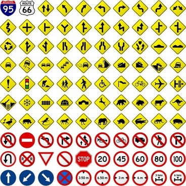 highway practical identification vector