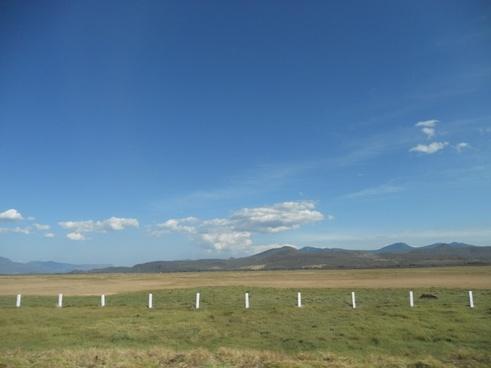 highway road sky
