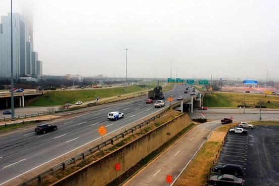 highways in dallas texas