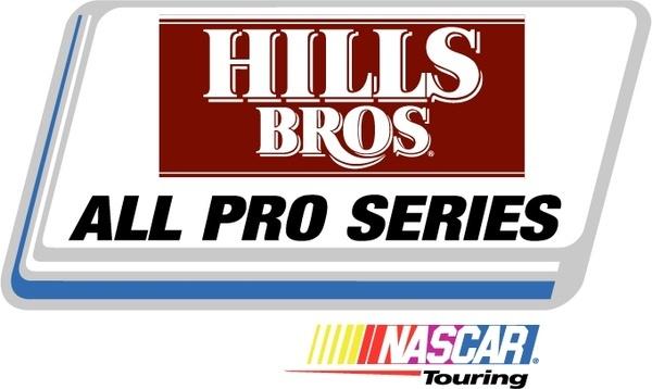 hills bros all pro series