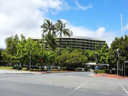 hilton cairns hotel australia