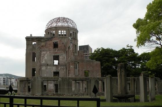 hiroshima peace memorial symbols memorial
