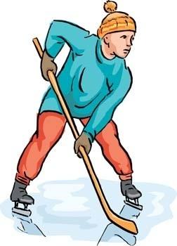 Hockey sport vector 1