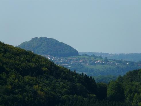 hohenstaufen witness mountain swabian alb