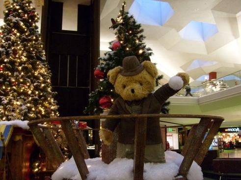 holiday display