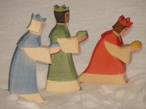 holy three kings flu-figure flu