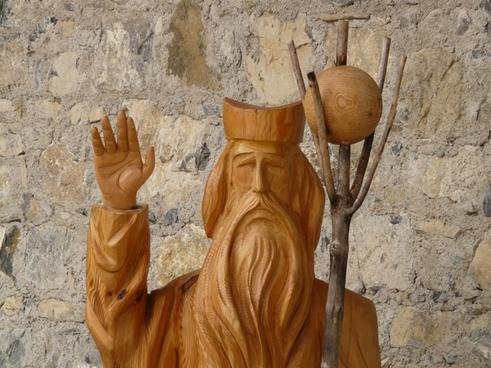 holzfigur fig statue
