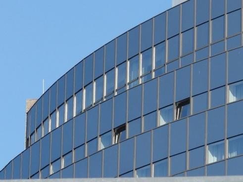 home building facade