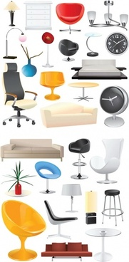 home decoration vector