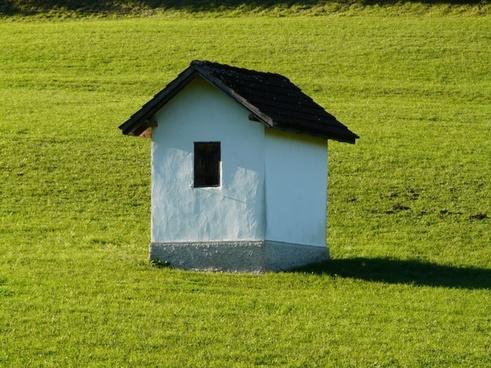 home hut small