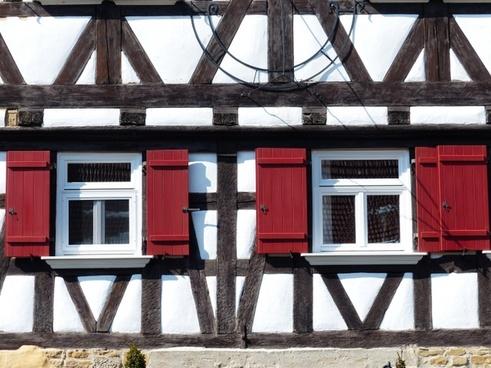 home truss fachwerkhaus