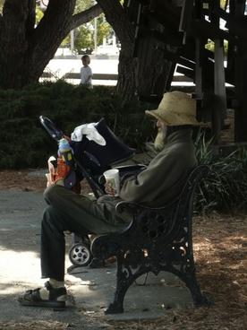 homeless people human