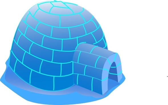 Igloo vector free vector download (8 Free vector) for commercial use