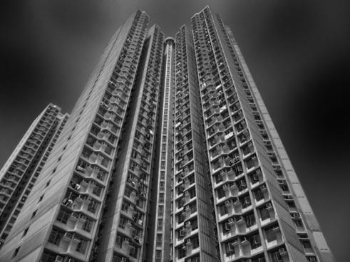 hong kong china apartment