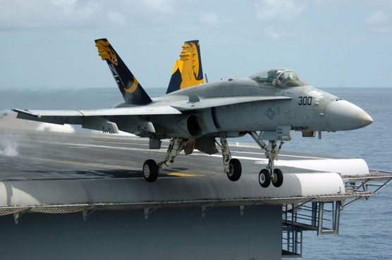 hornet f a 18 c aircraft carrier